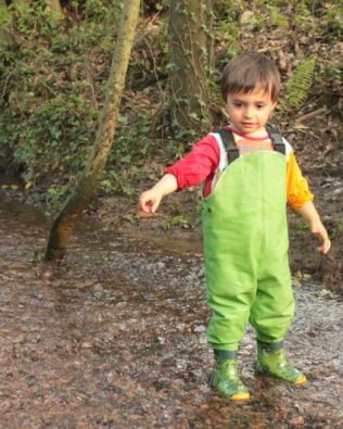 Vadeadores infantiles PlayWaders