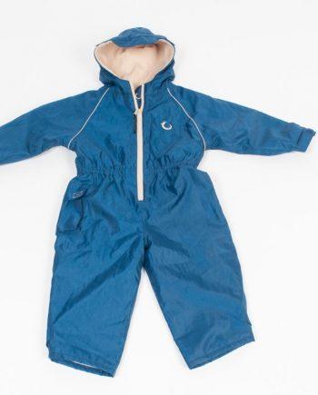 Monos impermeables con forro polar Azul - Hippychick