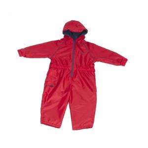 Monos impermeables con forro polar Rojo- Hippychick