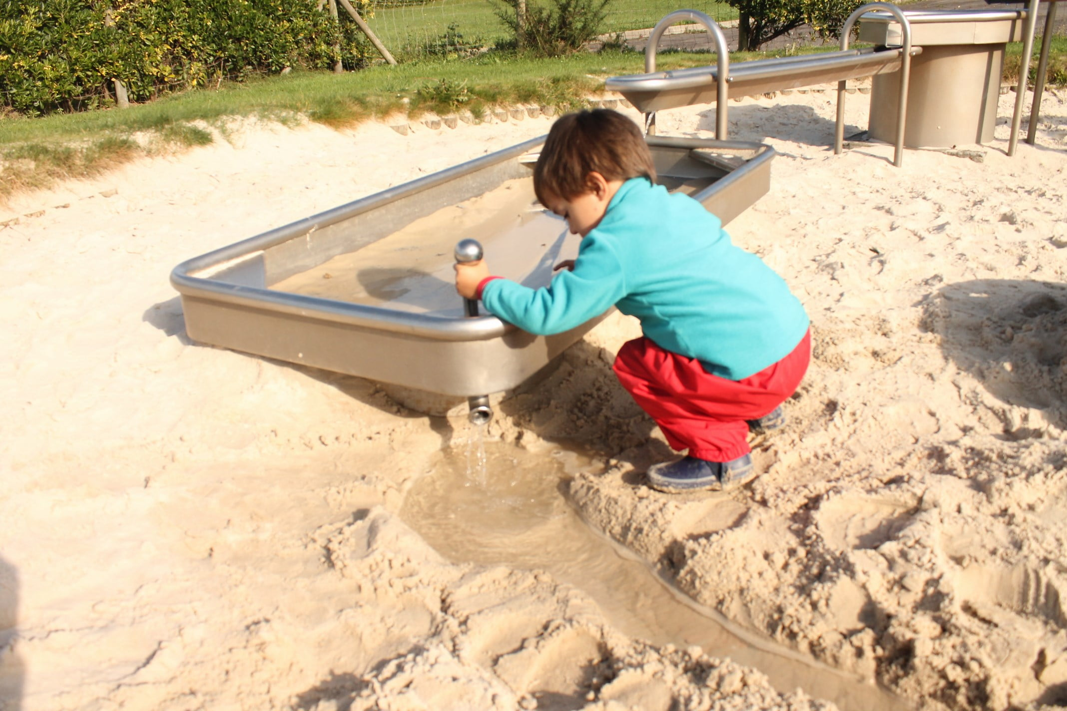 Parque de agua - amphibia Kids