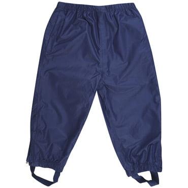 Pantalón impermeable JoJo Maman Bébé Azul marino