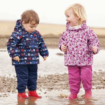 pantalones impermeables niños