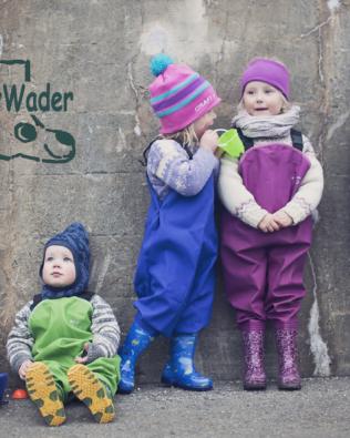 GRUPOS – Vadeadores infantiles PlayWaders