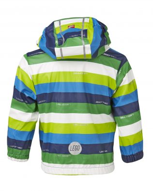 Chaquetas impermeables infantiles LEGO® Mix and Match