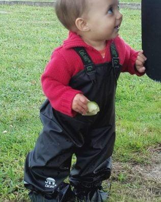 Peto con patuco de bebé – CeLaVi