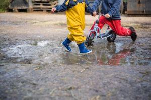 Consejos para abrigar a los niños y niñas en invierno