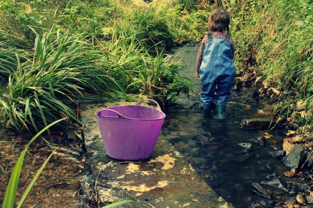 Agua y aprendizaje