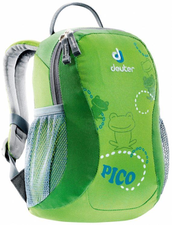 Mochila infantil Deuter Pico 5L - Amphibia Kids d1a4d12625d