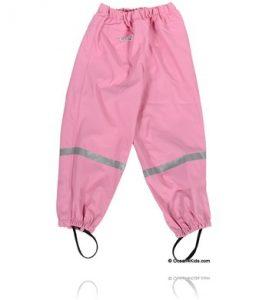 Pantalón impermeable para niños Ocean – Rosa