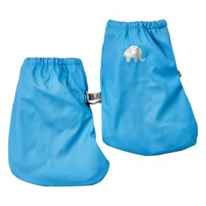 Patucos impermeables con forro polar CeLaVi – Azul
