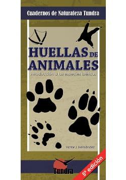 Cuadernos de Naturaleza: Huellas de animales