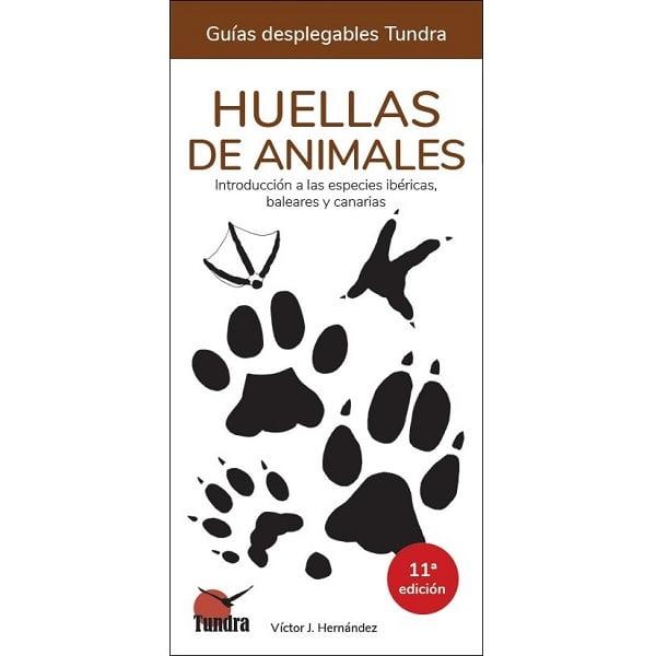 Guía huellas animales