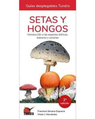 Guías desplegables Tundra nº05 – Setas y hongos