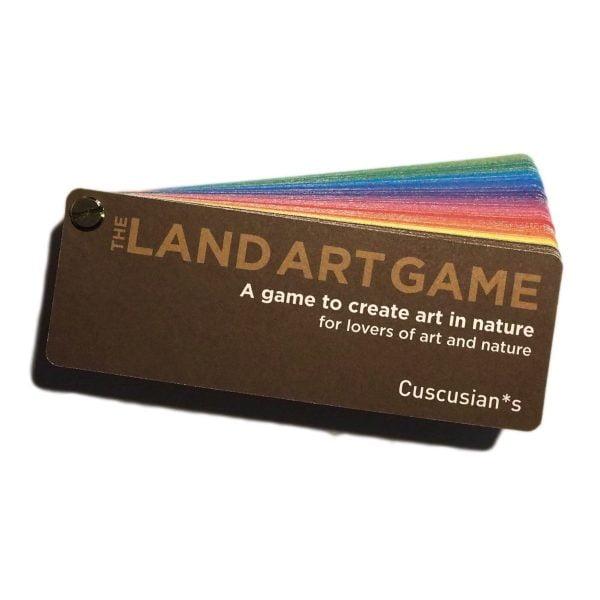 El juego de Land Art Desplegado
