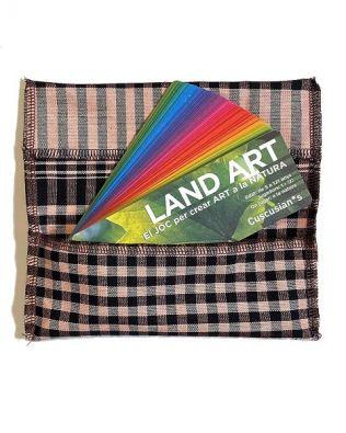 El Juego de Land Art. Creando arte con la Naturaleza (cast/cat)