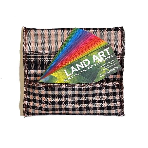 Juego Land art