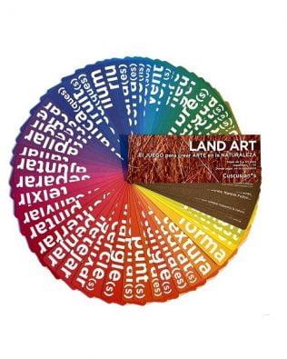 El Juego de Land Art. Creando arte con la Naturaleza