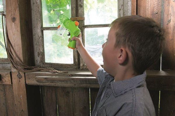 Aspirador de insectos niños