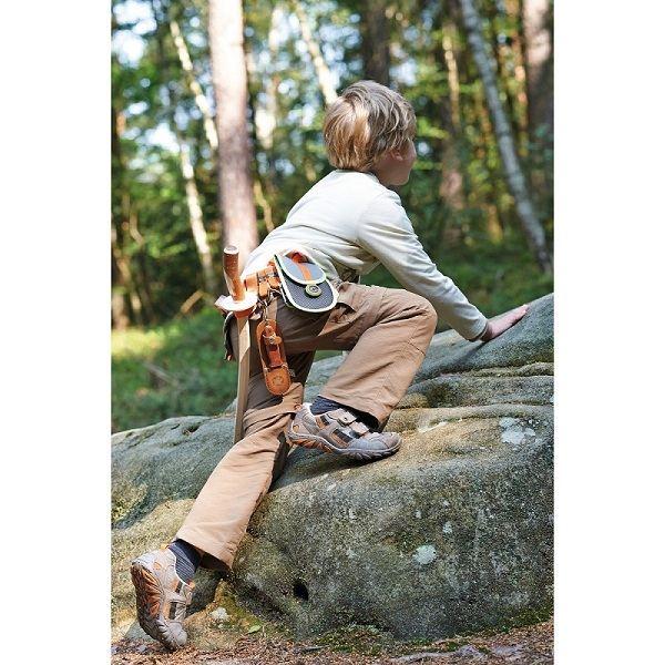 Exploracion naturaleza niños