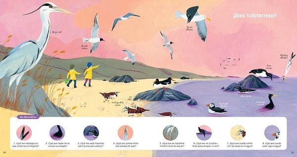 Habitats aves