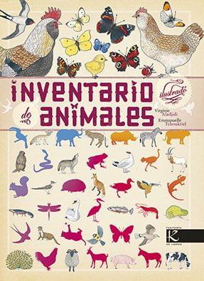 Inventario ilustrado de los animales