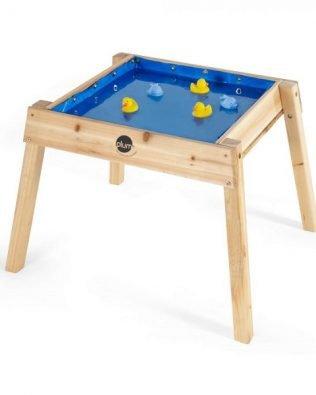 Mesa sensorial agua y arena