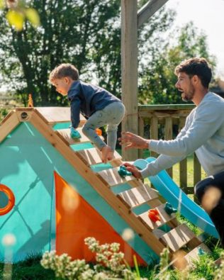 Juegos y movimiento al aire libre