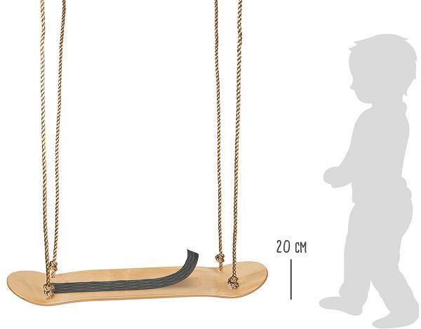 Skate swing Small foot