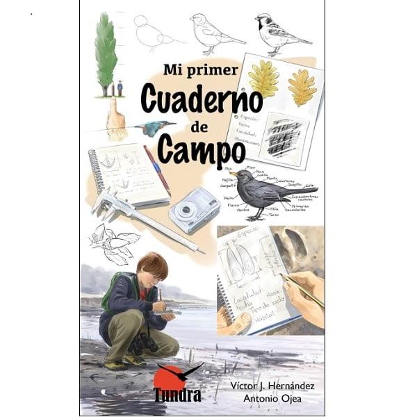Primer cuaderno campo niños