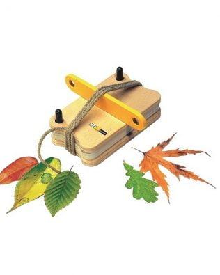 Mini prensa para hojas y flores