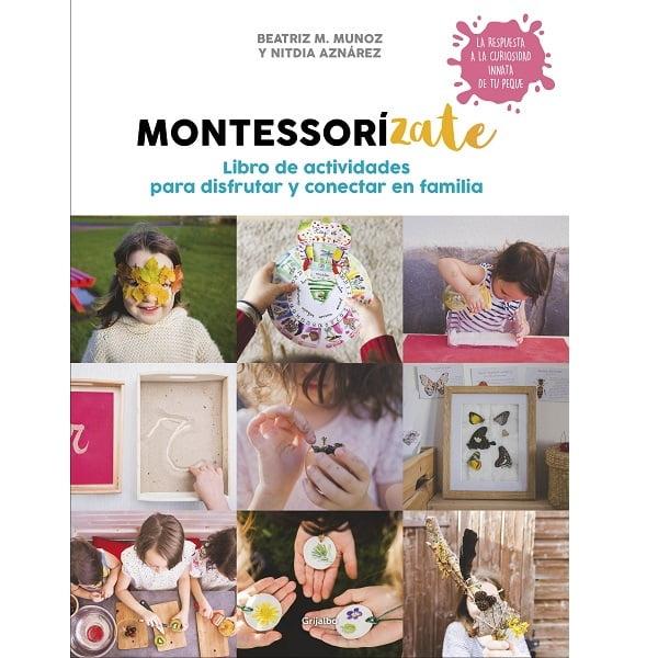Libro de actividades Montessori