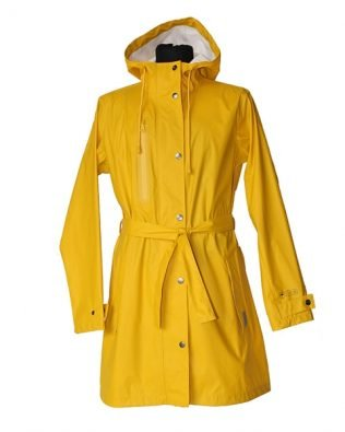 Chaqueta impermeable Pure Ocean – Mujer