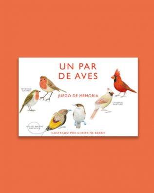 Juego de memoria Un par de aves (cast./cat.)