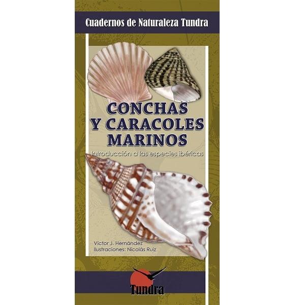 Guía conchas y caracoles tundra