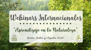 I Encuentro Virtual Internacional de Escuelas en la Naturaleza