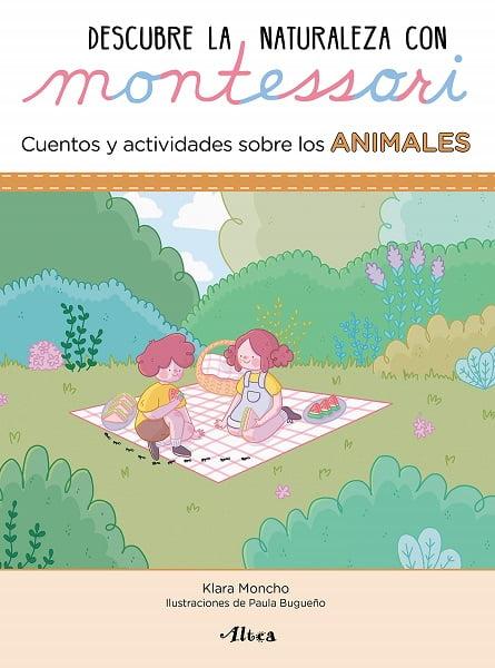 Decubre la Naturaleza Montessori Animales