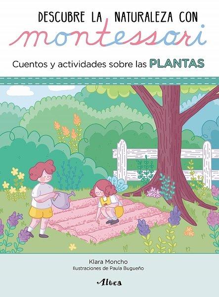 Cuaderno montessori plantas