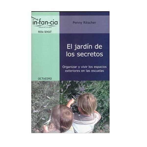 Libro naturalizar patio