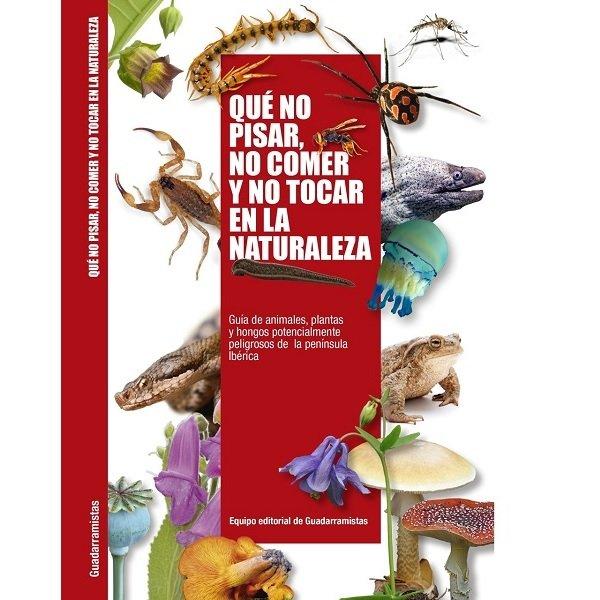 Guia animales plantas peligrosos