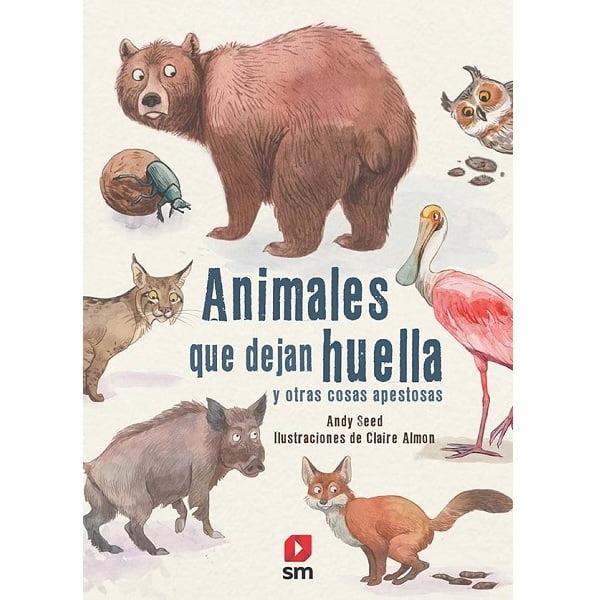 Huellas y rastros animales