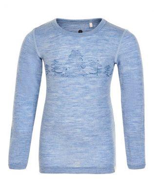 GRUPOS – Capa base. Camiseta 100% lana merino Celavi