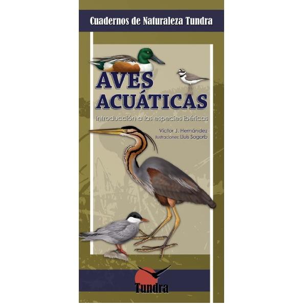 Guia aves acuáticas tundra