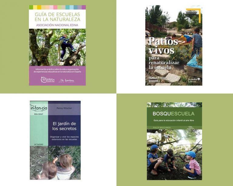 Guías y manuales sobre educación al aire libre