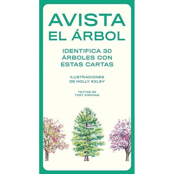 Guia tarjetas identificación árboles