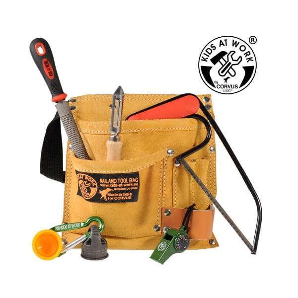 cinturón herramientas niños