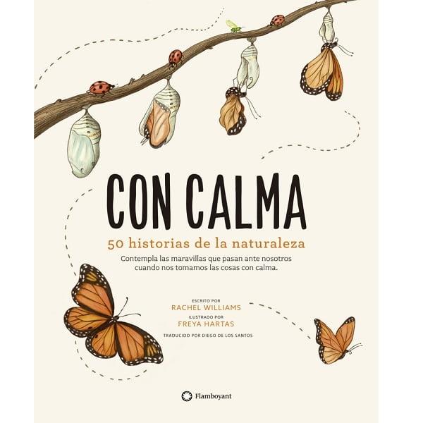 Con calma libro naturaleza