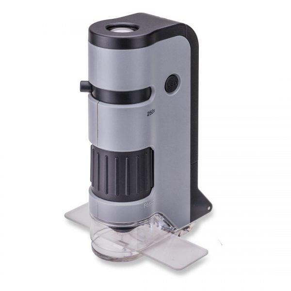 Microscopio bolsillo campo 250