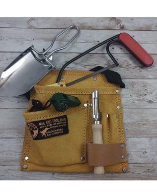 Set de cinturón con herramientas para el bosque – Kids at Work