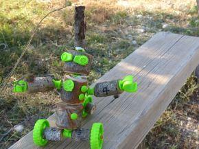 Conectores de Terra Kids: un material que enseña a diseñar proyectos