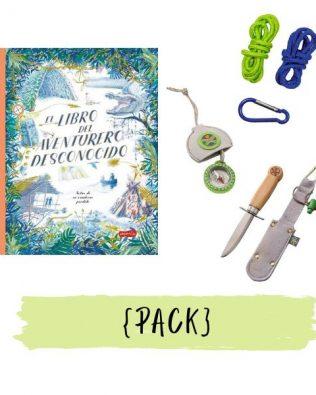 Pack de aventura